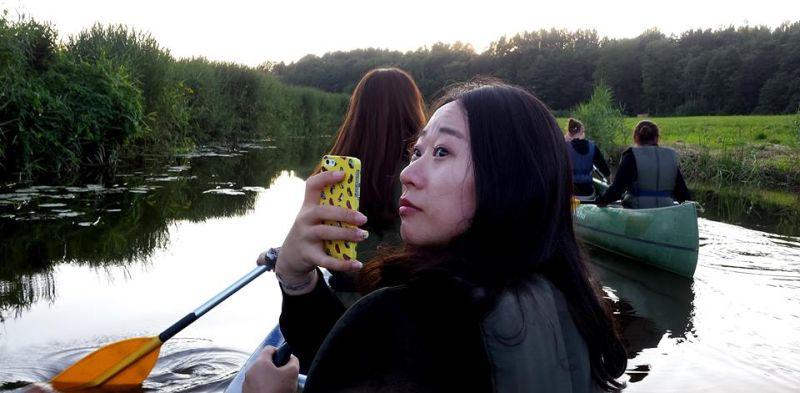 Soomaa canoeing trips