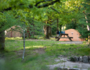 Parque Cerdeira - Camping, bungalows and Huts